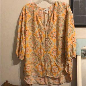 Re-posh blouse
